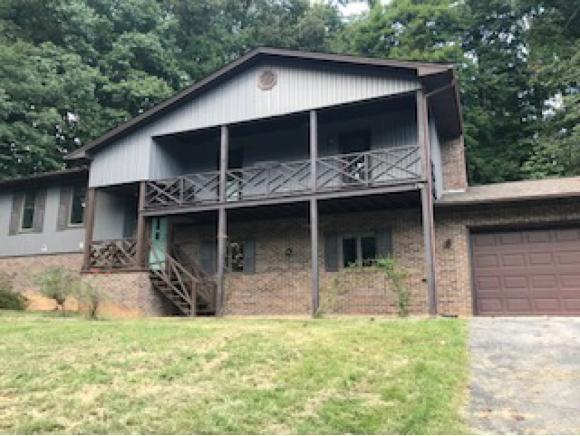 256 Holston Drive Lane, Weber City, VA 24290 (MLS #413709) :: Griffin Home Group