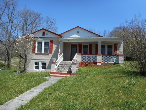 6173 Gate City Hwy., Bristol, VA 37620 (MLS #413732) :: Griffin Home Group