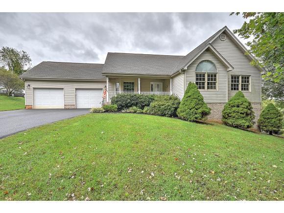 316 Horton Drive, Bristol, TN 37620 (MLS #413739) :: Highlands Realty, Inc.