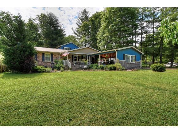 335 Pleasant Hill Pl, Bluff City, TN 37618 (MLS #413827) :: Highlands Realty, Inc.