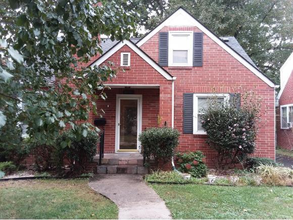 1645 E. Sevier Ave, Kingport, TN 37664 (MLS #413835) :: Highlands Realty, Inc.