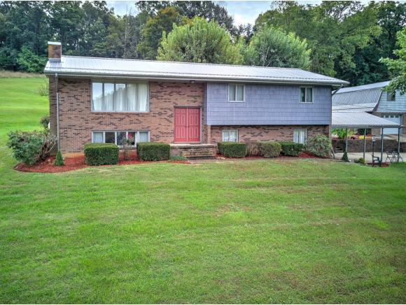 531 Highway 93, Fall Branch, TN 37656 (MLS #413853) :: Griffin Home Group