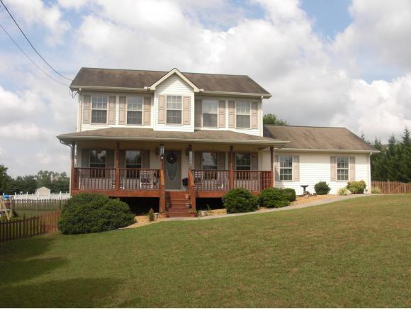 250 Taylor Drive, Piney Flats, TN 37686 (MLS #413857) :: Highlands Realty, Inc.