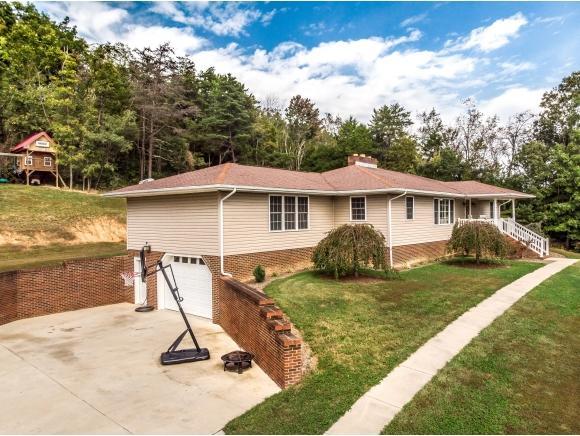 1012 West Vann Rd., Greeneville, TN 37743 (MLS #413901) :: Highlands Realty, Inc.