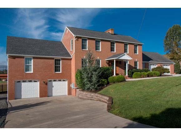 22106 Appleton Drive, Bristol, VA 24202 (MLS #414001) :: Highlands Realty, Inc.