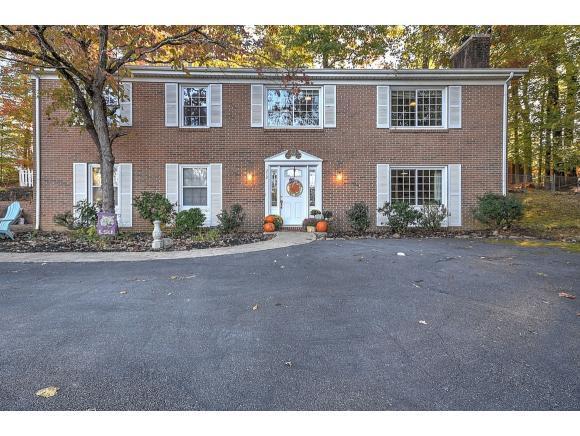 212 Forest Hills Dr, Bristol, TN 37620 (MLS #414420) :: Griffin Home Group
