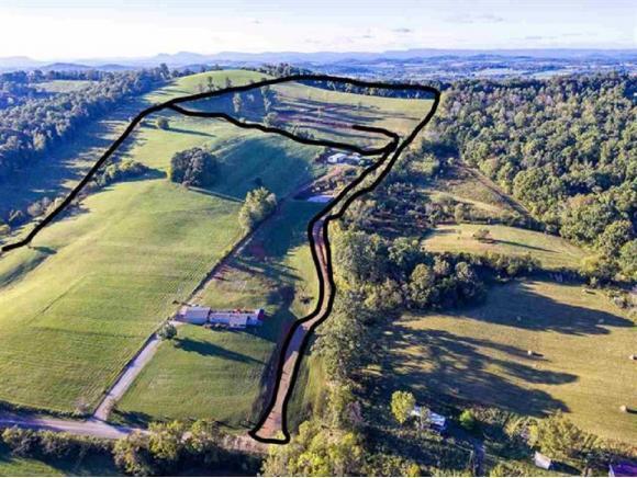 Lot 8 Shields Ridge Rd, New Market, TN 37820 (MLS #414424) :: Griffin Home Group