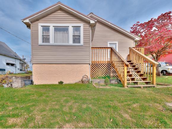 1013 Myrtle St, Kingsport, TN 37660 (MLS #414481) :: Conservus Real Estate Group