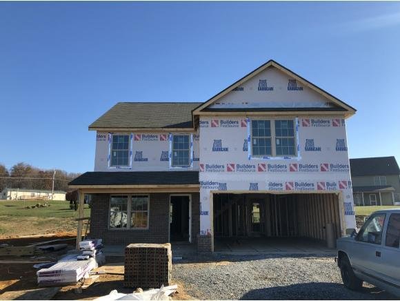 745 Ashley Meadows, Jonesborough, TN 37659 (MLS #414642) :: Griffin Home Group