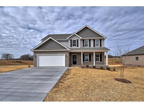 761 Ashley Meadows, Jonesborough, TN 37659 (MLS #414643) :: Conservus Real Estate Group