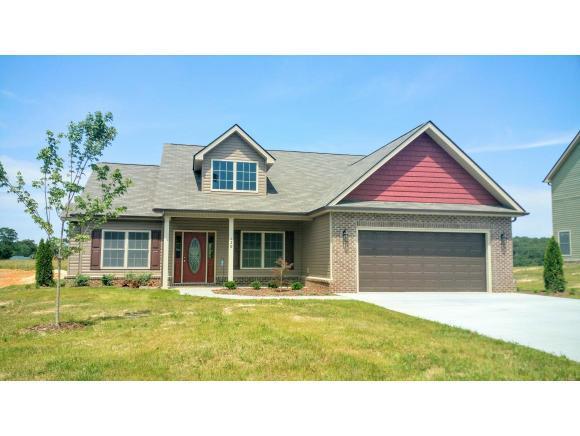 768 Ashley Meadows, Jonesborough, TN 37659 (MLS #414644) :: Conservus Real Estate Group