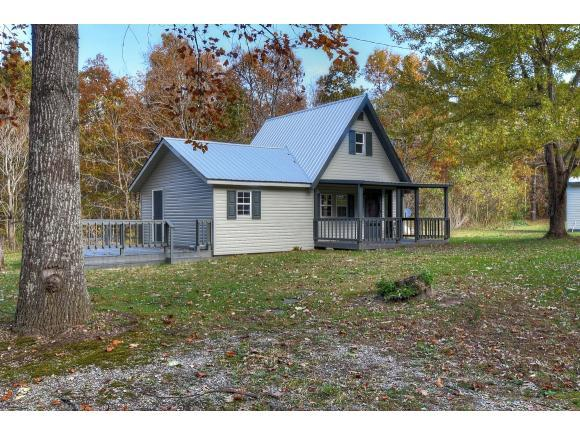 2155 Old Mountain Rd., Greeneville, TN 37743 (MLS #414765) :: Griffin Home Group