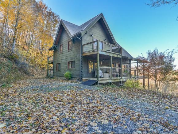 105 Deer Run Drive, Flag Pond, TN 37657 (MLS #414799) :: Highlands Realty, Inc.