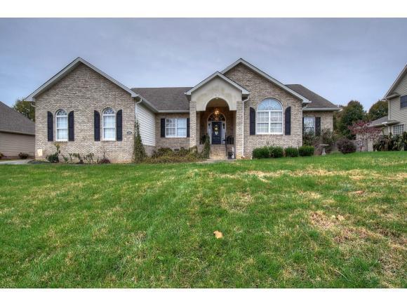 760 Carroll Creek Road, Johnson City, TN 37601 (MLS #414855) :: Conservus Real Estate Group