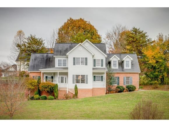 712 Sugarwood Ct, Blountville, TN 37617 (MLS #414894) :: Griffin Home Group