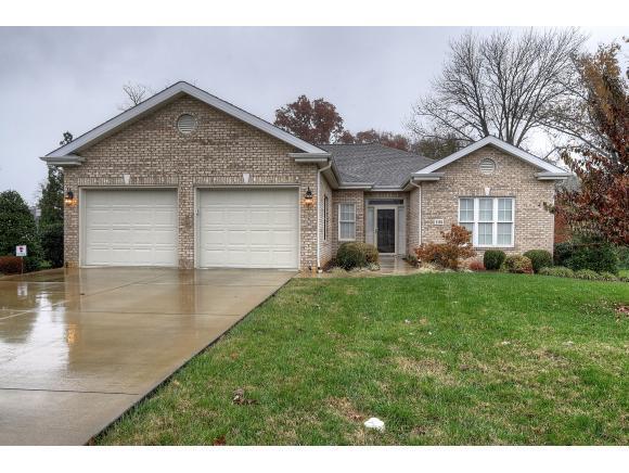 1101 Waterbrooke Ln, Johnson City, TN 37604 (MLS #414927) :: Conservus Real Estate Group