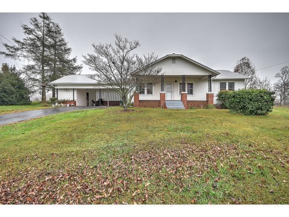 233 Highway 93, Fall Branch, TN 37656 (MLS #414963) :: Conservus Real Estate Group