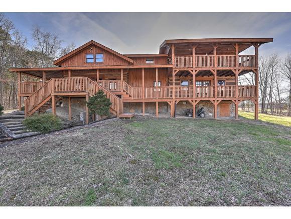 450 Overbrook Lane, Greeneville, TN 37743 (MLS #414976) :: Conservus Real Estate Group