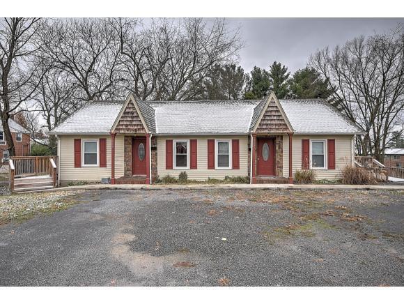 115 Douglas St, Bristol, VA 24201 (MLS #415026) :: Griffin Home Group