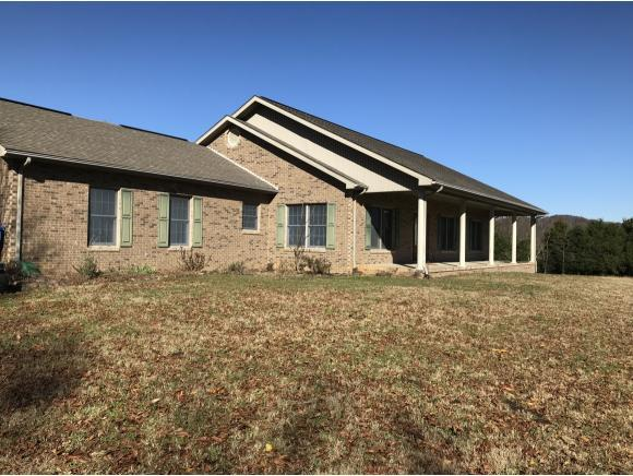 391 Mayberry Rd, Jonesborough, TN 37659 (MLS #415041) :: Griffin Home Group