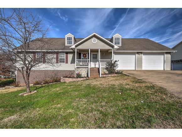 207 Wellington Drive, Greeneville, TN 37745 (MLS #415042) :: Highlands Realty, Inc.
