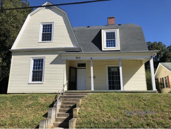 513 Park St, Bristol, VA 24201 (MLS #415055) :: Conservus Real Estate Group