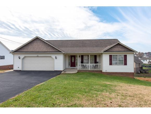 626 Walkers Bend Rd., Gray, TN 37615 (MLS #415125) :: Conservus Real Estate Group