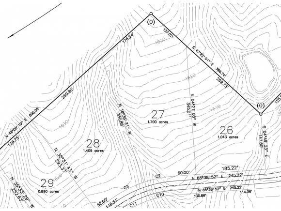 Lot 27 Hester Court, Piney Flats, TN 37686 (MLS #415142) :: Conservus Real Estate Group