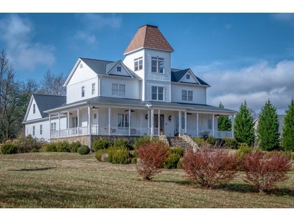 590 Fieldcrest Rd, Blountville, TN 37617 (MLS #415146) :: Conservus Real Estate Group