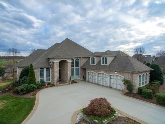 111 Laurel Ridge Drive, Jonesborough, TN 37659 (MLS #415156) :: Highlands Realty, Inc.