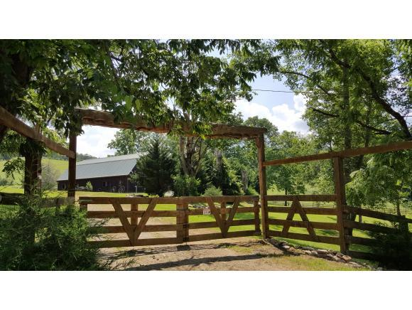 900 Peanut Rd, Parrottsville, TN 37843 (MLS #415225) :: Griffin Home Group