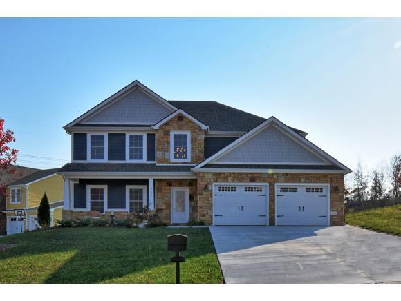 3005 Calton Hill, Kingsport, TN 37664 (MLS #415306) :: Conservus Real Estate Group