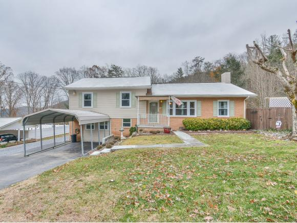 208 Sycamore Street, Erwin, TN 37650 (MLS #415328) :: Griffin Home Group