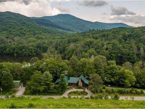 1734 Ripshin Mtn. Rd., Roan Mountain, TN 37687 (MLS #415344) :: Highlands Realty, Inc.