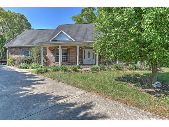 125 Fawnwood, Jonesborough, TN 37659 (MLS #415378) :: Griffin Home Group