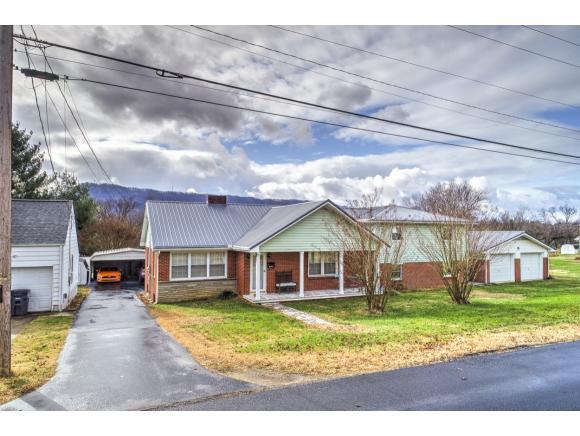 1917 Fort Robinson Drive, Kingsport, TN 37660 (MLS #415583) :: Highlands Realty, Inc.