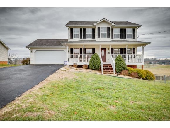 506 Alfalfa Lane, Jonesborough, TN 37659 (MLS #415969) :: Griffin Home Group