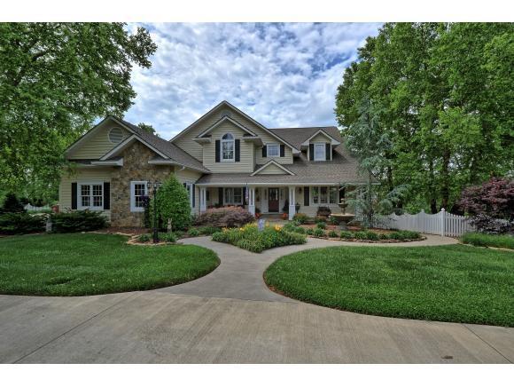 258 Lake Ridge Drive, Jonesborough, TN 37659 (MLS #416087) :: Highlands Realty, Inc.