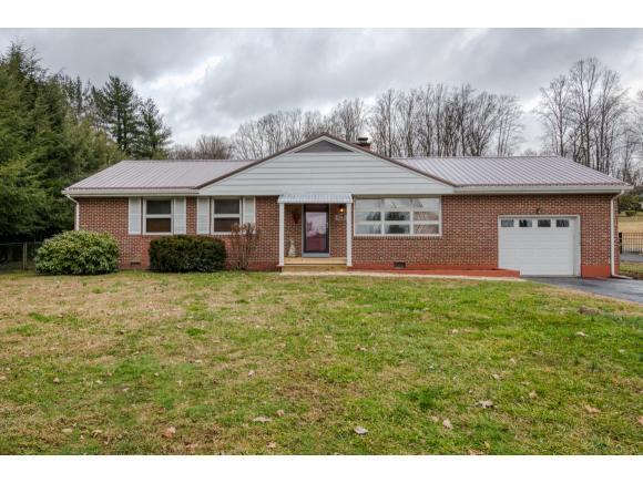 1748 Lee Highway, Bristol, VA 24201 (MLS #416117) :: Griffin Home Group