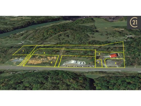3520 Highway 75 Lot 6, Kingsport, TN 37663 (MLS #416142) :: Highlands Realty, Inc.