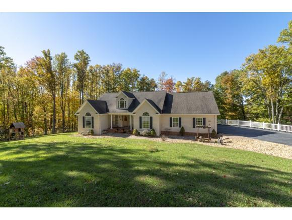 539 High Meadows Dr., Lebanon, VA 24266 (MLS #416234) :: Highlands Realty, Inc.