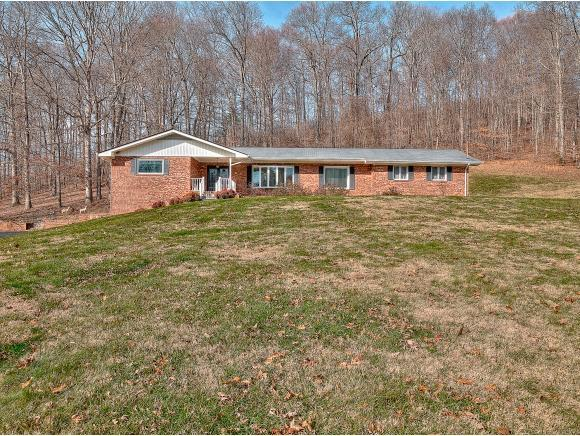 594 Hwy 93, Fall Branch, TN 37656 (MLS #416266) :: Griffin Home Group