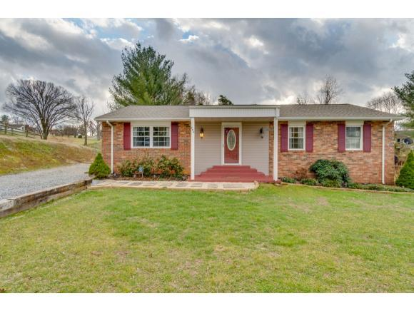 788 Liberty Drive, Kingsport, TN 37663 (MLS #416424) :: Conservus Real Estate Group