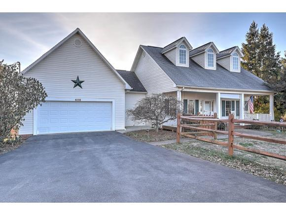 406 Mount Zion Church Rd, Jonesborough, TN 37659 (MLS #416465) :: Griffin Home Group