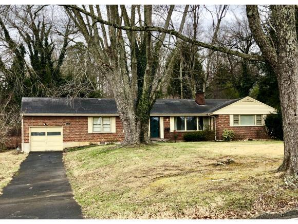 529 W Valley Drive, Bristol, VA 24201 (MLS #416521) :: Griffin Home Group