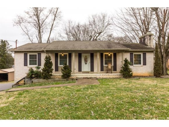 905 Edgewood Circle, Kingsport, TN 37663 (MLS #416633) :: Conservus Real Estate Group