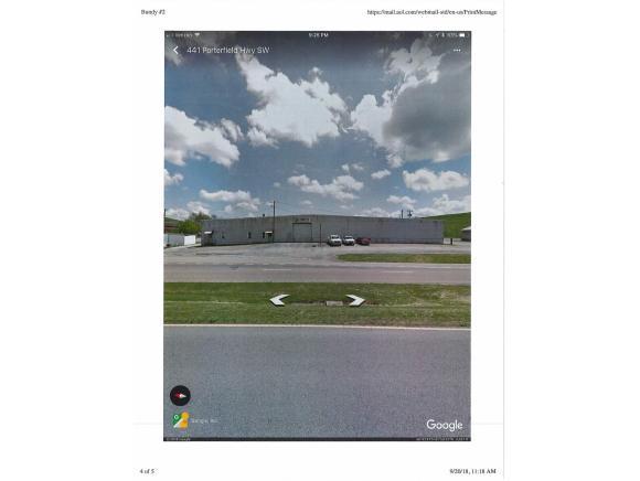 555 Russell Rd Lot 5 Lot 5, Abingdon, VA 24210 (MLS #416642) :: Conservus Real Estate Group
