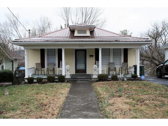 313 East H Street, Elizabethton, TN 37643 (MLS #416647) :: Highlands Realty, Inc.