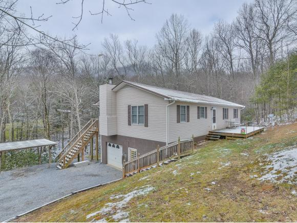 451 Campbell Rd, Unicoi, TN 37692 (MLS #416681) :: Conservus Real Estate Group