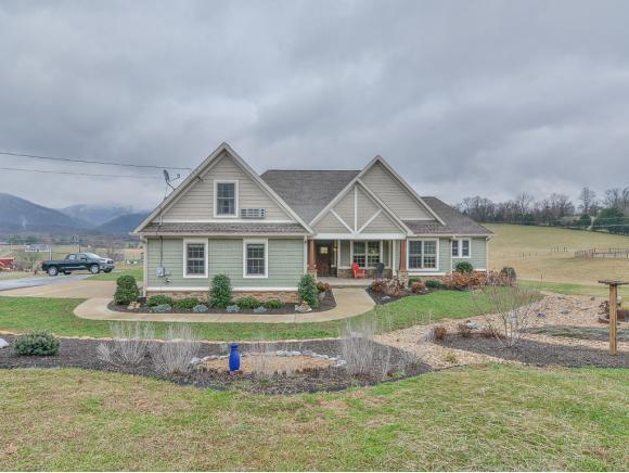 268 Arrowood Road, Jonesborough, TN 37659 (MLS #416686) :: Conservus Real Estate Group